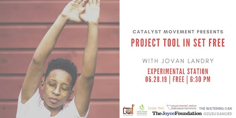 Project Tool in Set Free with Jovan Landry tickets