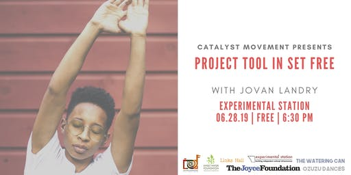 Project Tool in Set Free with Jovan Landry