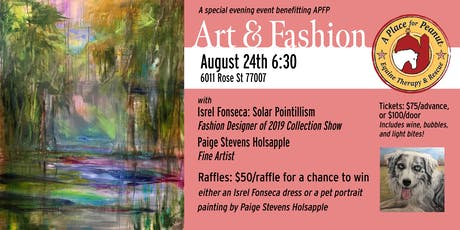 Fine Art & Fashion Show tickets