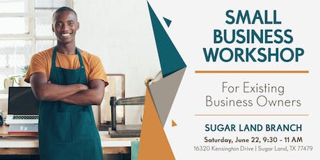 Small Business Lending Workshop-Sugar Land tickets