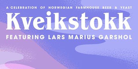 KVEIKSTOKK tickets