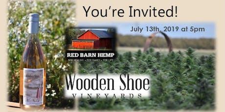 Wooden Shoe & Red Barn Hemp Farm Dinner Experience tickets