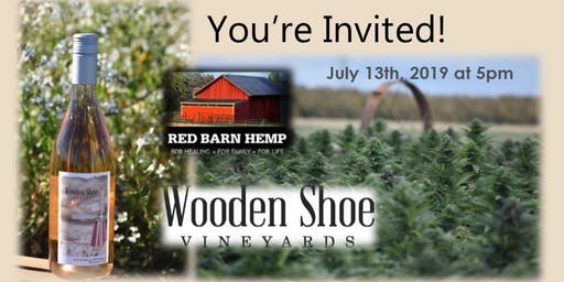 Wooden Shoe & Red Barn Hemp Farm Dinner Experience