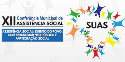 Conferência Municipal de Assistência Social de Palhoça