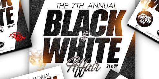 The 7th Annual Black & White Affair