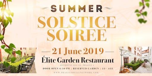 Summer Solstice Soiree