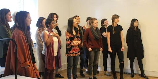 Women Talk Design Lightning Talks (San Francisco)