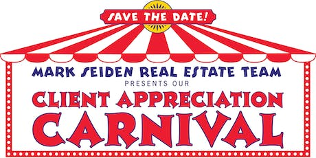 Mark Seiden Real Estate Team Carnival tickets