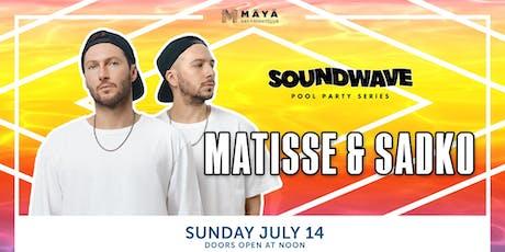 MATISSE & SADKO tickets