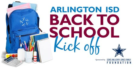 2019 AISD Back To School Kickoff tickets