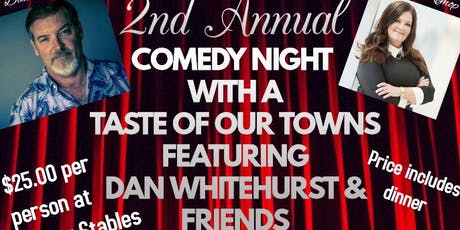 Comedy Night - Featuring Dan Whitehurst & Friends  tickets