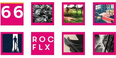 ROC-FLX Artists Talk August