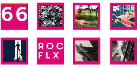 ROC-FLX Artists Talk August tickets