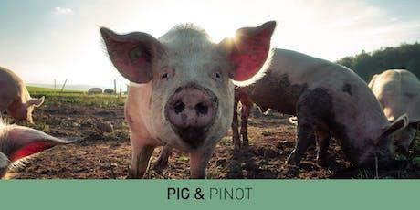 Pig & Pinot tickets