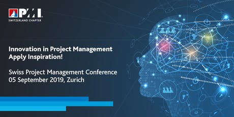 Swiss Project Management Conference 2019 tickets