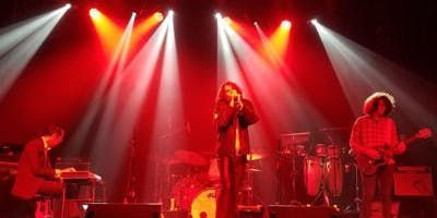 The Dirty Doors: A Tribute to The Doors with The Lix