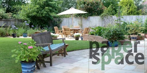 DESIGN YOUR GARDEN - Kings Hill  PaperspaceWorkshops