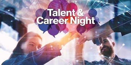 Talent & Career Night Santa Fe entradas