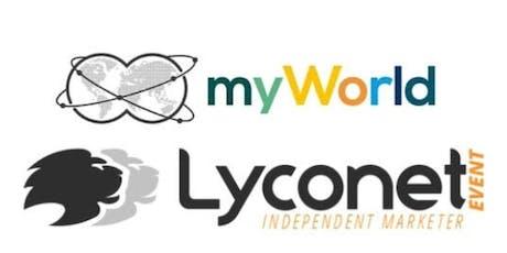 My World business Info tickets