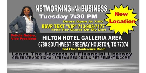 Business Opportunity Hilton-Felicia Guidry
