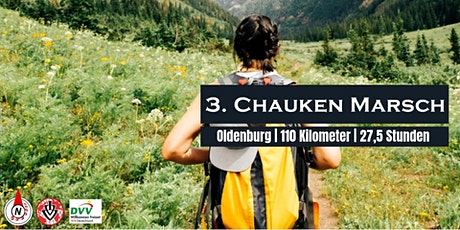 3. Chauken Marsch Tickets