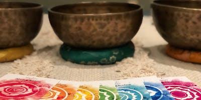 Chakra Balancing Yoga + Healing workshop