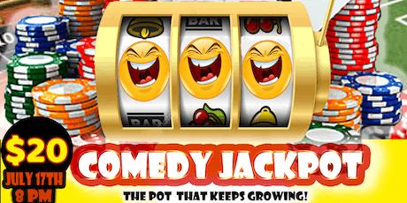 Comedy Jackpot  tickets