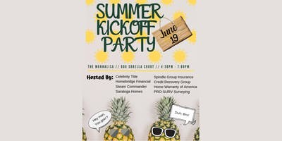Summer Kickoff Party!