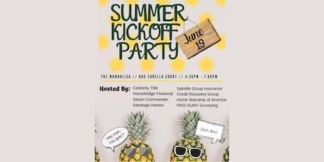 Summer Kickoff Party! tickets