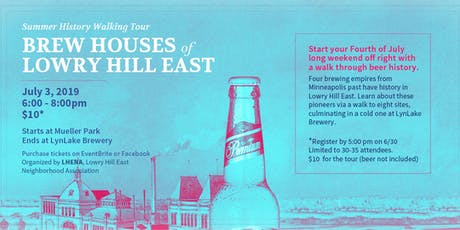 Brew House Walking Tour tickets