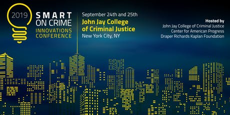 2019 Smart On Crime Innovations Conference - Attendee Registration tickets