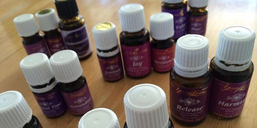 Emotional Release with Essential Oils, July 30