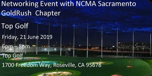 End of Program Year Networking Event with NCMA Sacramento GoldRush  - Top Golf