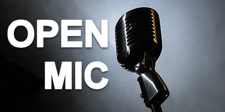 Bloggers Open Mic, Let Your Blog Be Read tickets