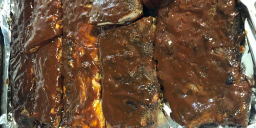 Ribs & Chicken Special - Fourth of July