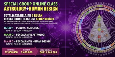 Astrology + Human Design