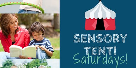 Sensory Tent Saturdays! tickets