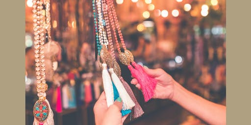 The Creative Business Workshop: Selling at Craft Fairs