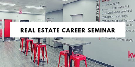 kw Real Estate Career Seminar tickets