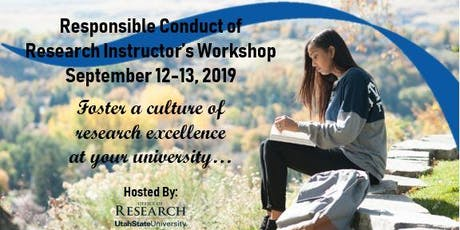 Responsible Conduct of Research (RCR) Instructor's Workshop tickets