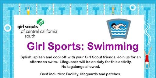 Girl Sports: Swimming - Madera