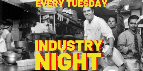 Industry Night   Carly's Bistro tickets
