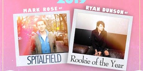 Mark Rose & Ryan Dunson tickets