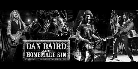Dan Baird and Homemade Sin LIVE at VZD's tickets