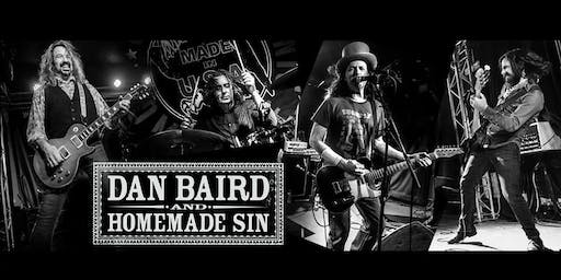 Dan Baird and Homemade Sin LIVE at VZD's