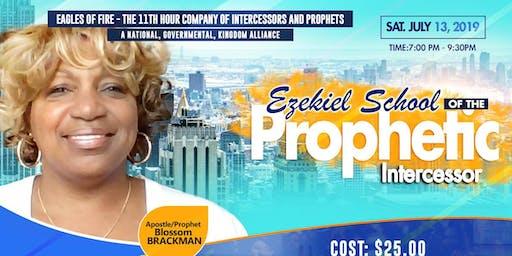 Ezekiel School of the Intercessor - Enhance your Prophetic Abilities