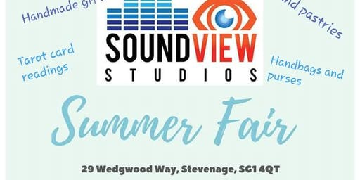 SoundView Studios Summer Fair