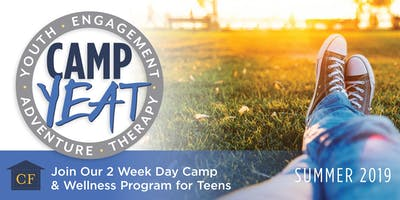 Center for Families Camp Y.E.A.T.- Youth Engagement Adventure Therapy