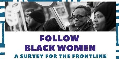 Follow Black Women - Sister Circle Discussion tickets