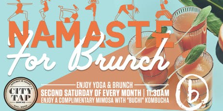 Namaste For Brunch tickets